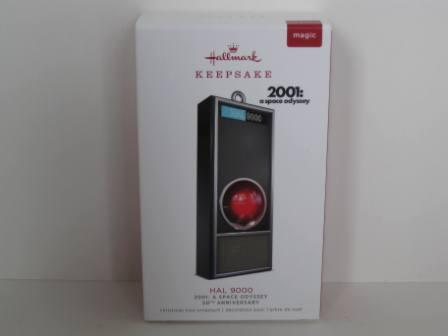2001: A Space Odyssey HAL 900 Christmas Ornament (NEW)